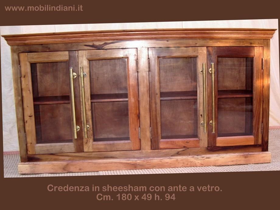 Credenza Vetrina Da Restaurare : Credenze e buffet credenza etnica vetrina