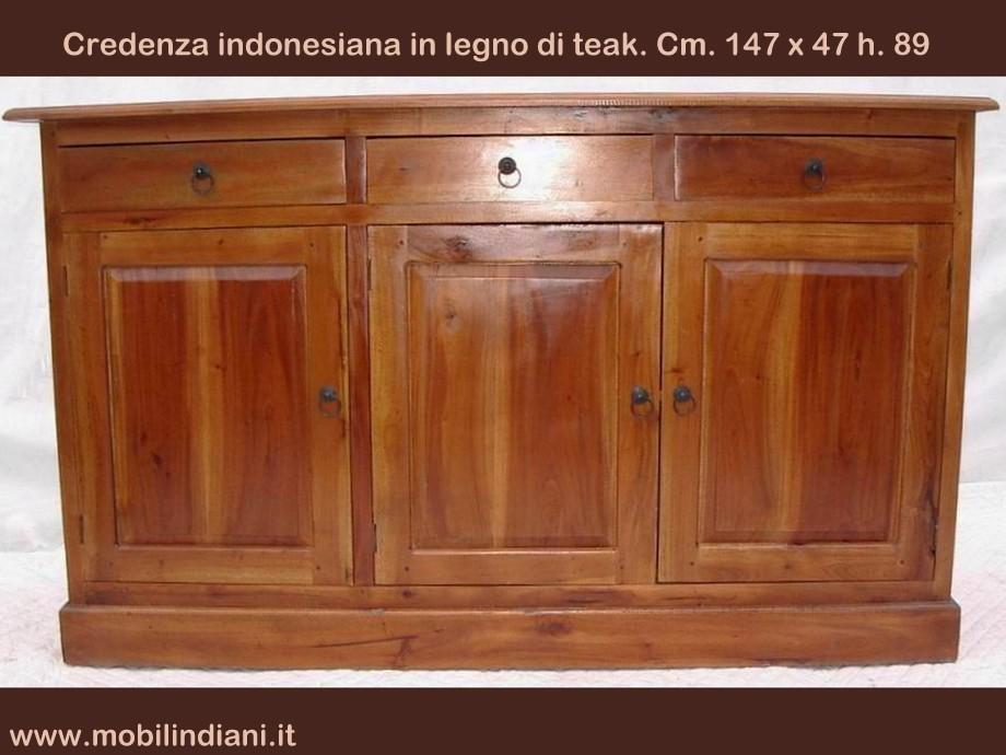 Piccola Credenza Da Restaurare : Credenze e buffet: credenza indonesiana