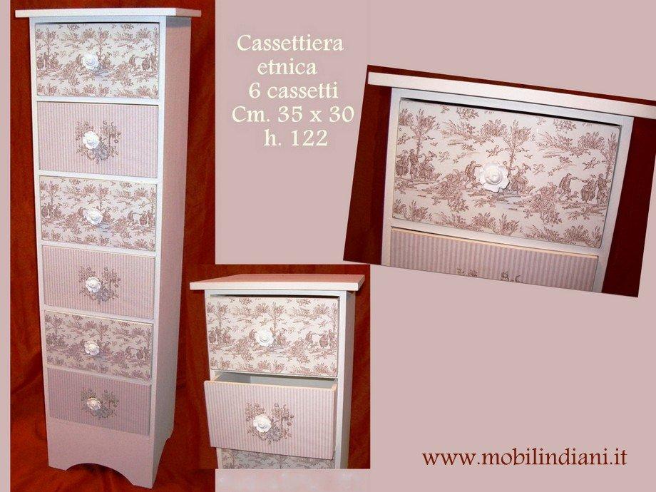 Cassettiera Alta E Stretta.Como E Cassettiere Cassettiera Per Bagno