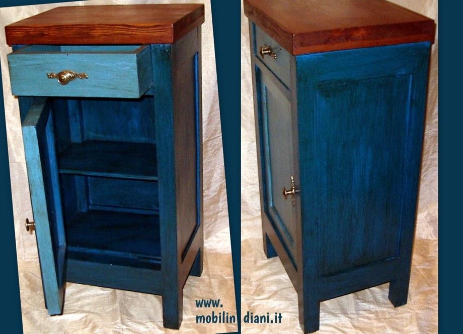 Mobili antichi colorati ip76 pineglen - Pomelli colorati per mobili ...