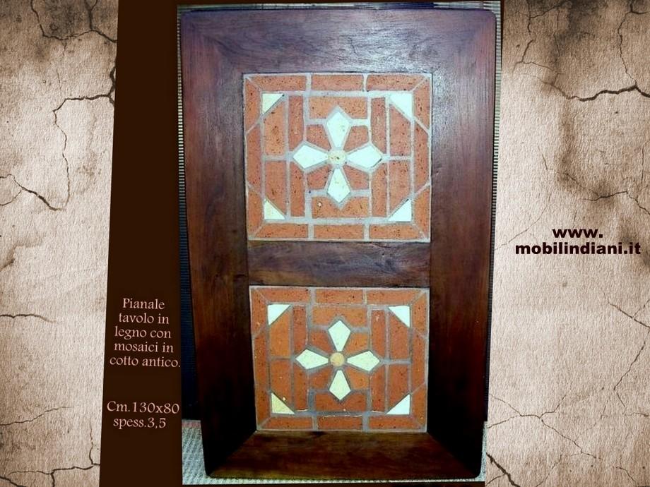 Tavoli Da Pranzo Antichi : Tavoli in legno massello tavolo in legno massello da pranzo