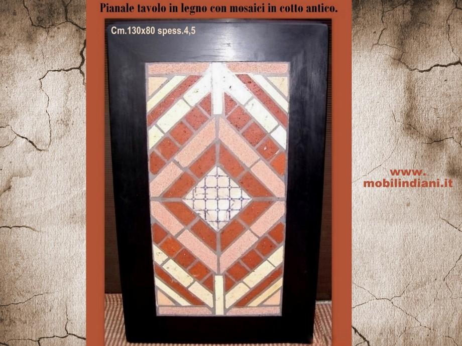 Tavoli Da Pranzo Antichi.Tavoli In Legno Massello Tavolo Da Pranzo Misure 80x130
