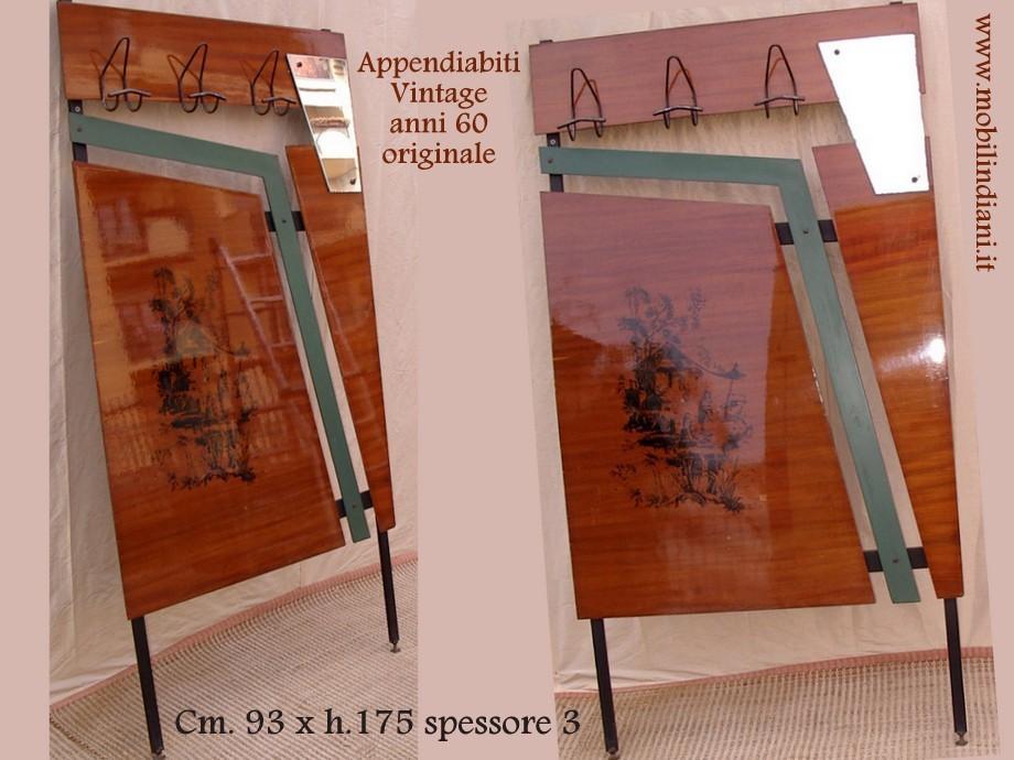 Separè e Appendiabiti: Mobile vintage da ingresso